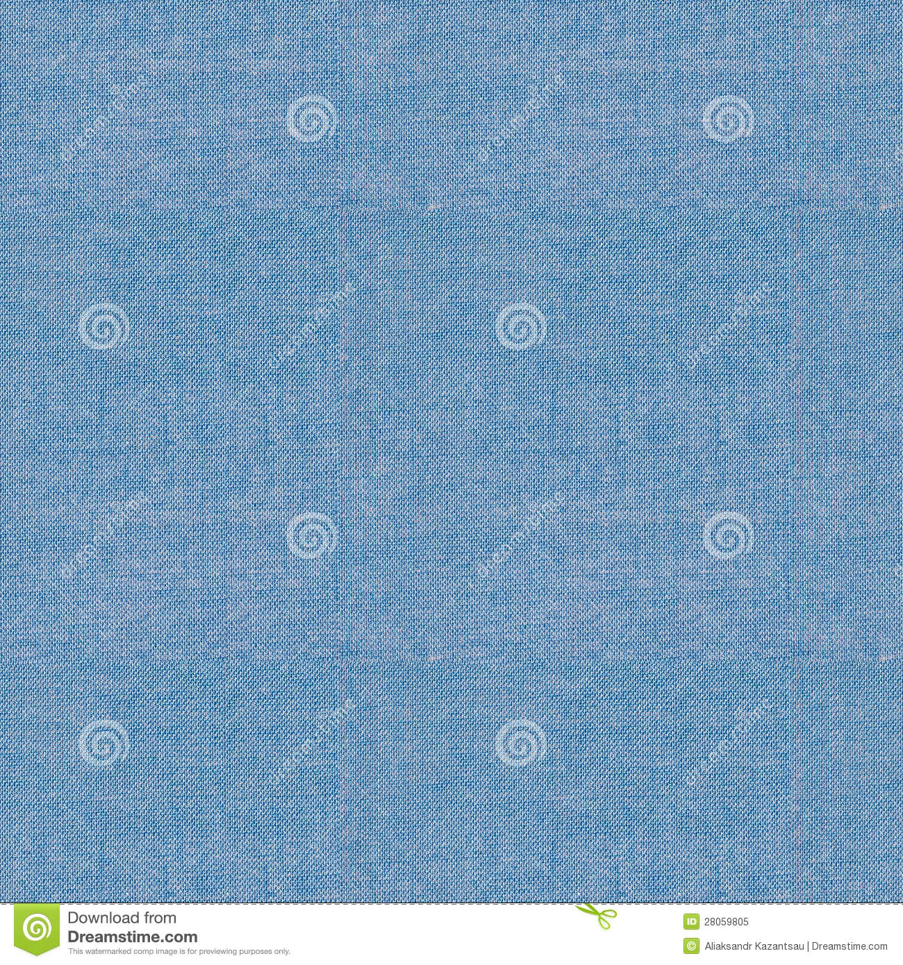 Blue Book Cover Texture : Seamless textured blue textile book cover royalty free