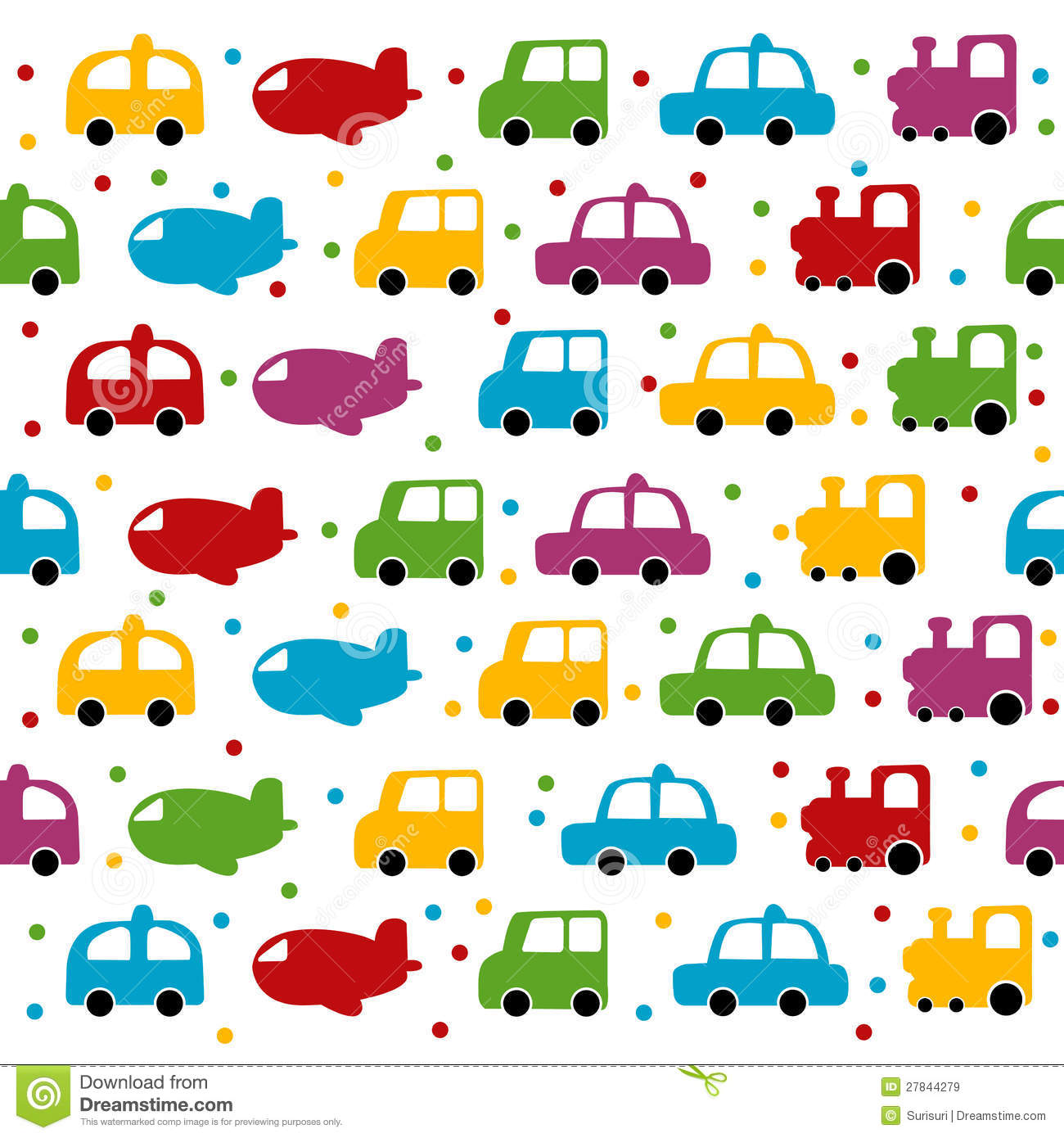 Royalty Free Stock Images Seamless Toy Car Plane Background Image27844279 on blue toy truck