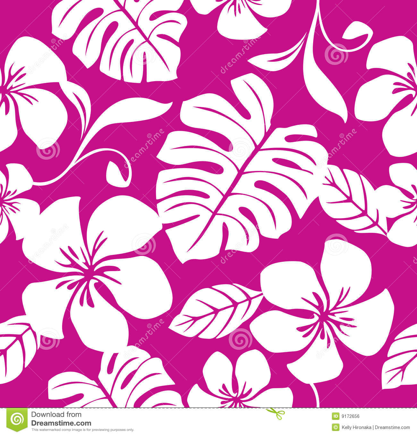 Hawaiian Car Seat Covers >> Seamless Tropical Pink Bikini Pattern Royalty Free Stock ...