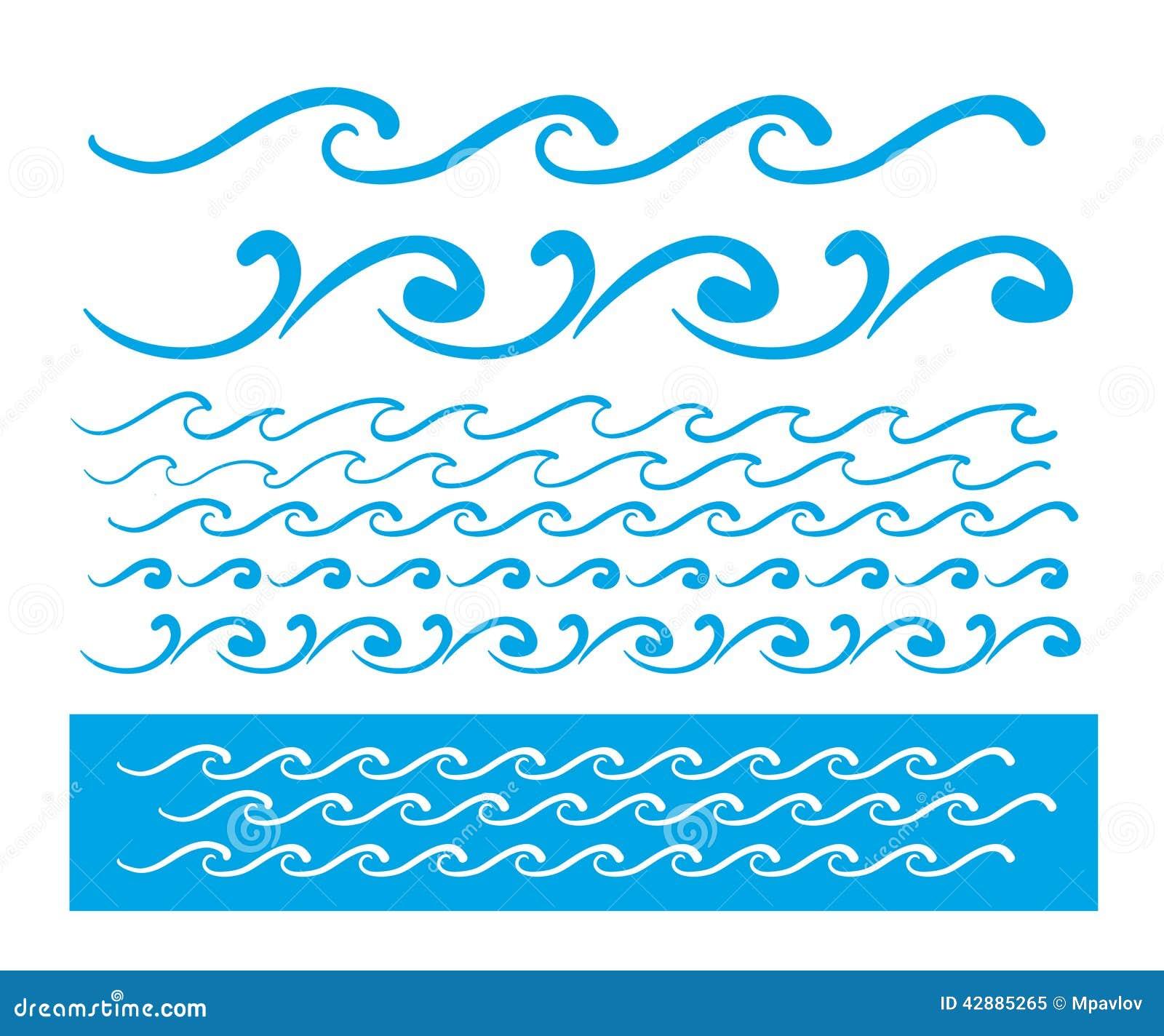 clipart wave line - photo #18