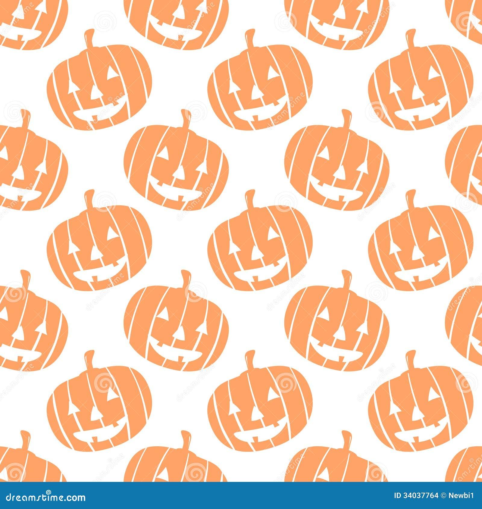 pumpkin pattern wallpaper wwwimgkidcom the image kid