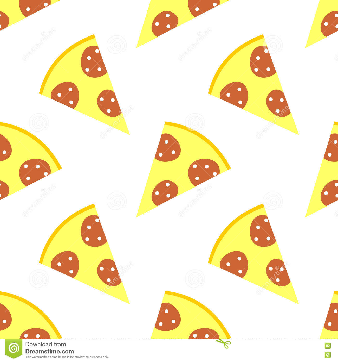 repeating pizza background - photo #24