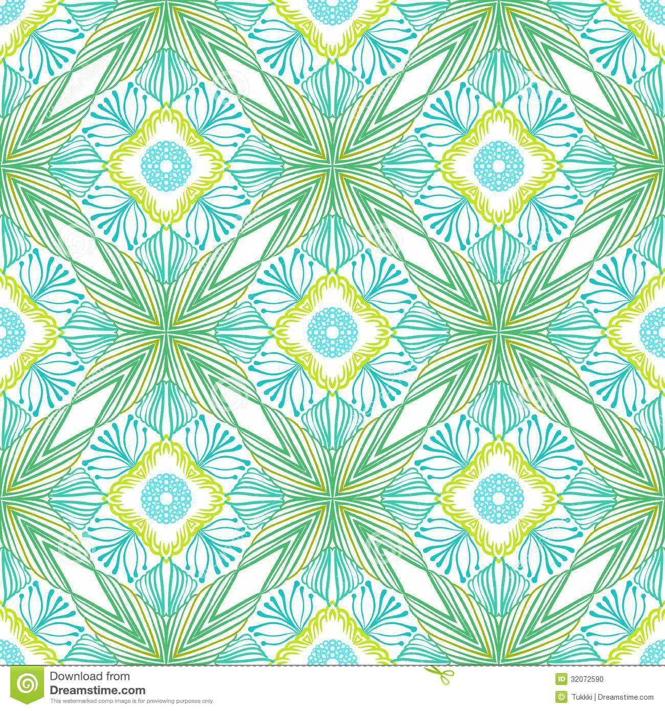 Luxury Pattern With Thin Elegant Lines Cartoon Vector
