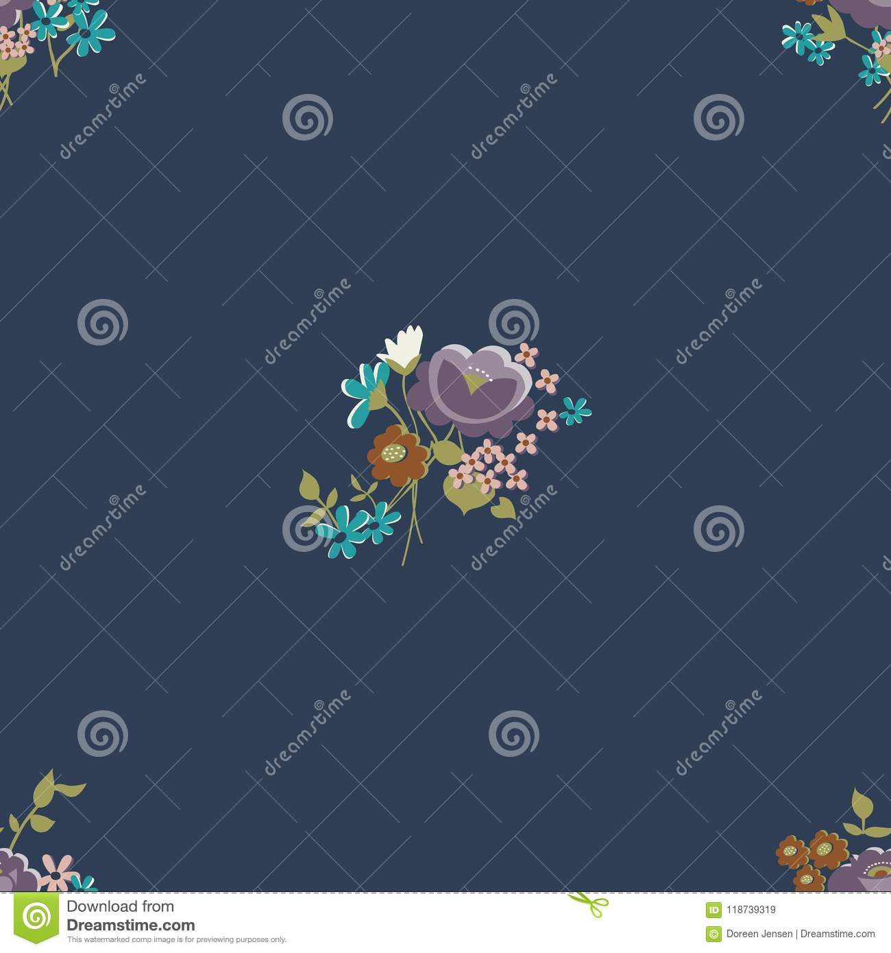 Seamless Space Pattern. Seamless Background With Space ...  Space Repeating Background Patterns