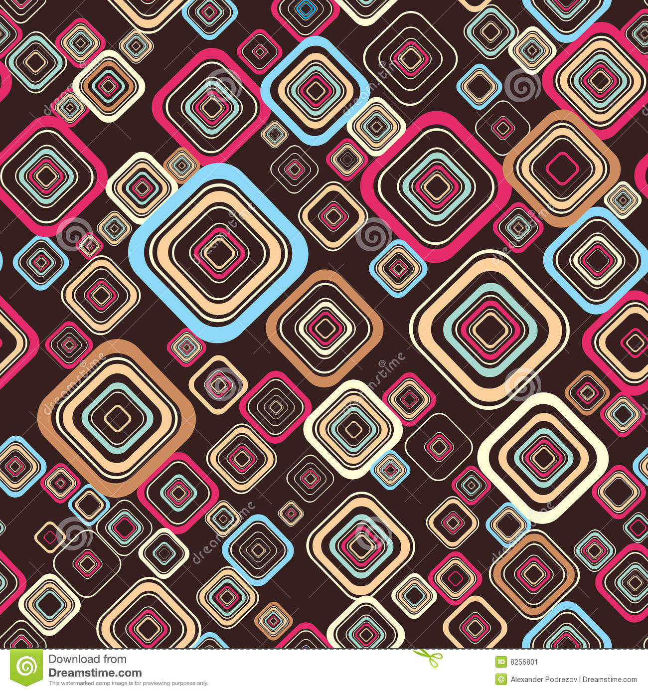 Seamless vintage texture. stock vector. Illustration of ...