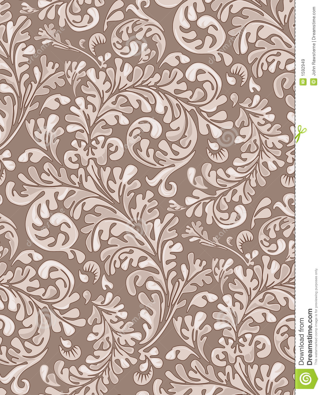 Vintage Wallpaper Pattern Wallpapers Gallery