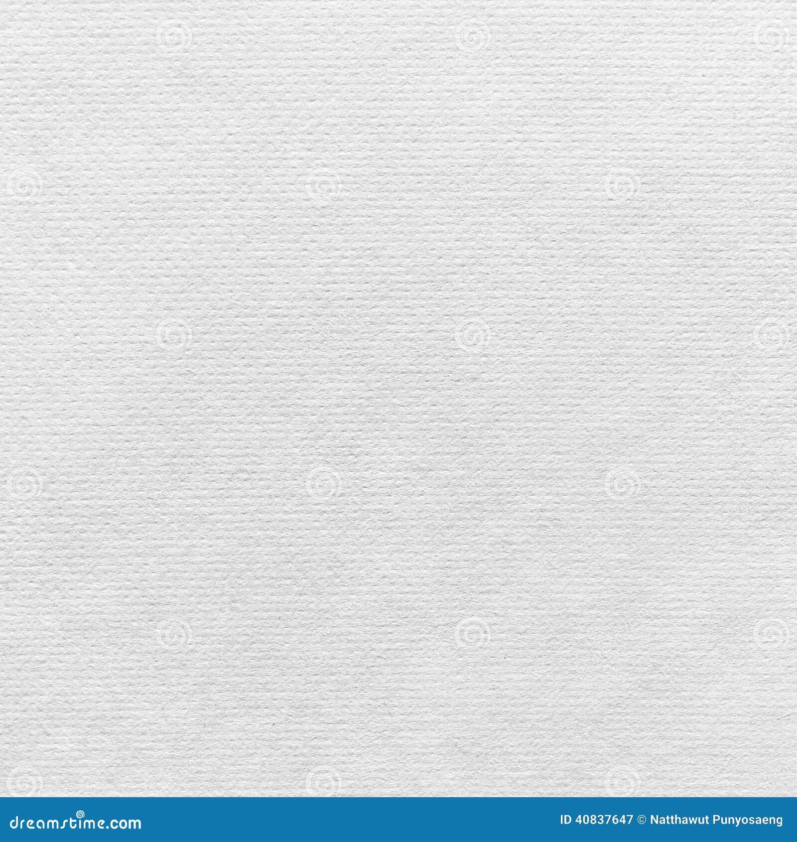 Seamless White Paper Texture