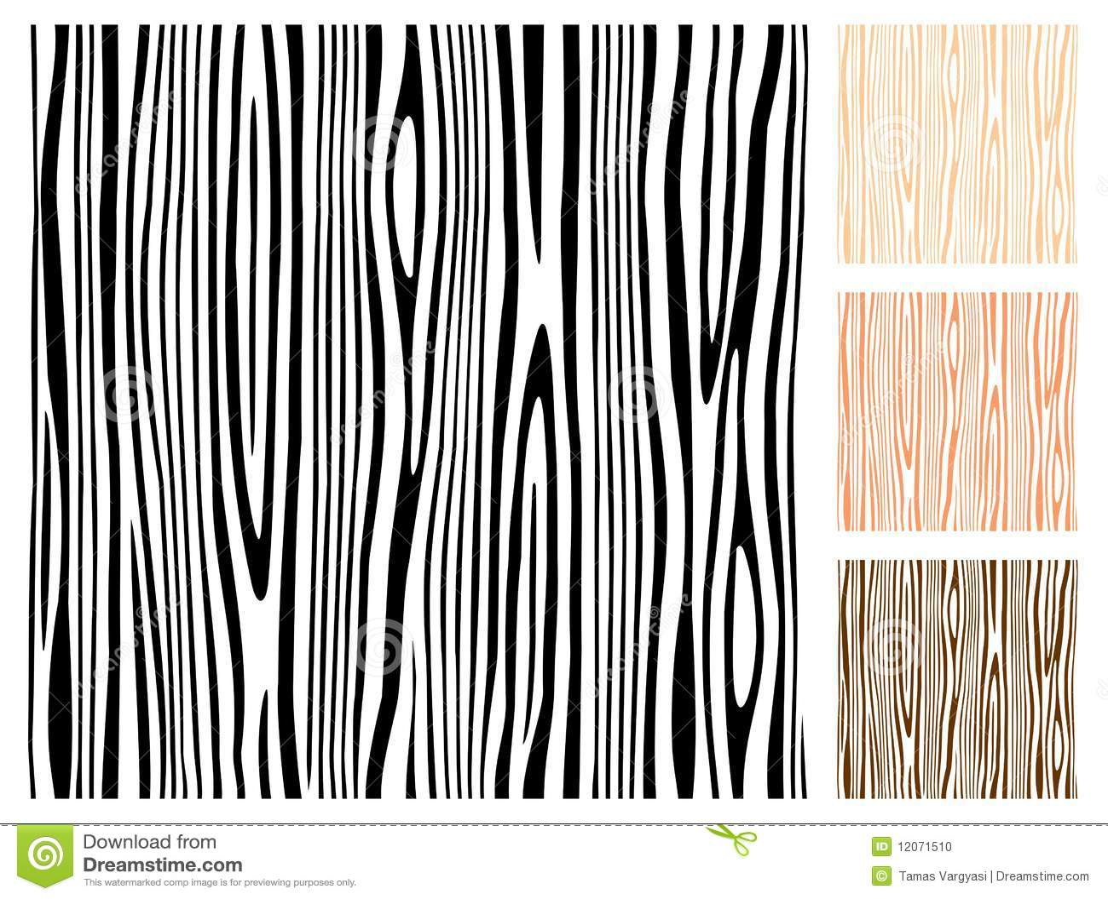 Seamless Wood Texture Stock Vector Image Of Floor Lines