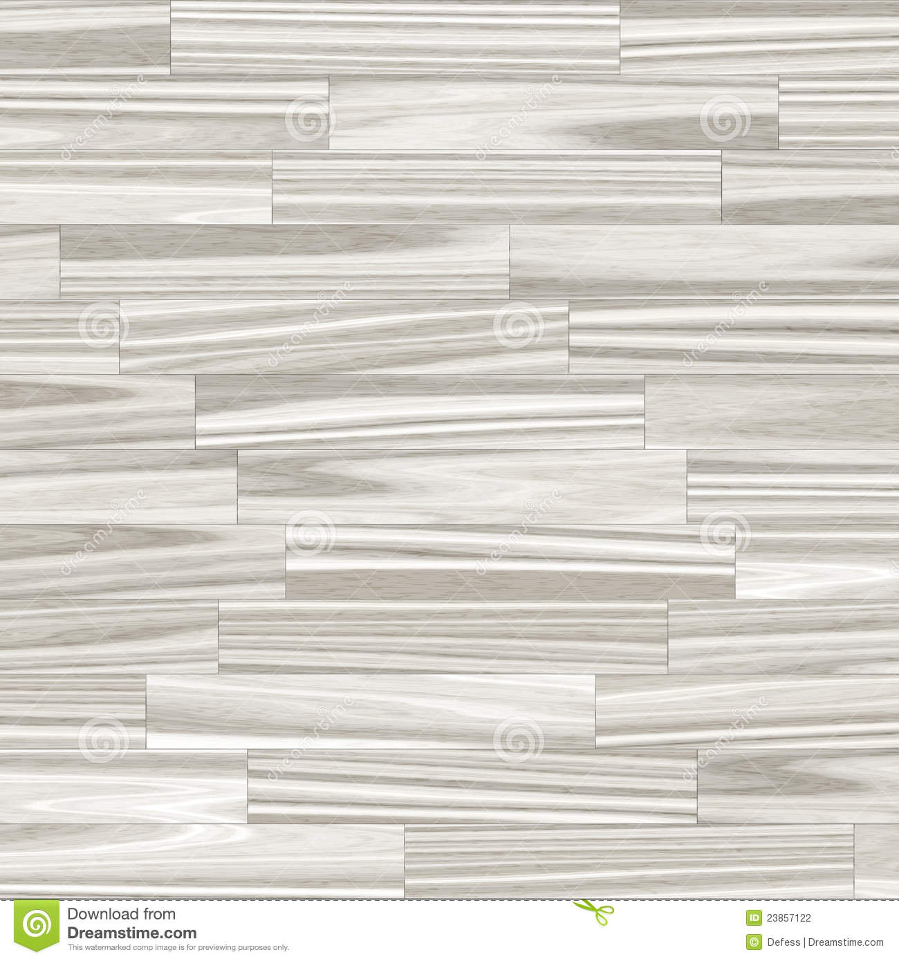 Seamless Wooden Floor Texture Stock Illustration Image