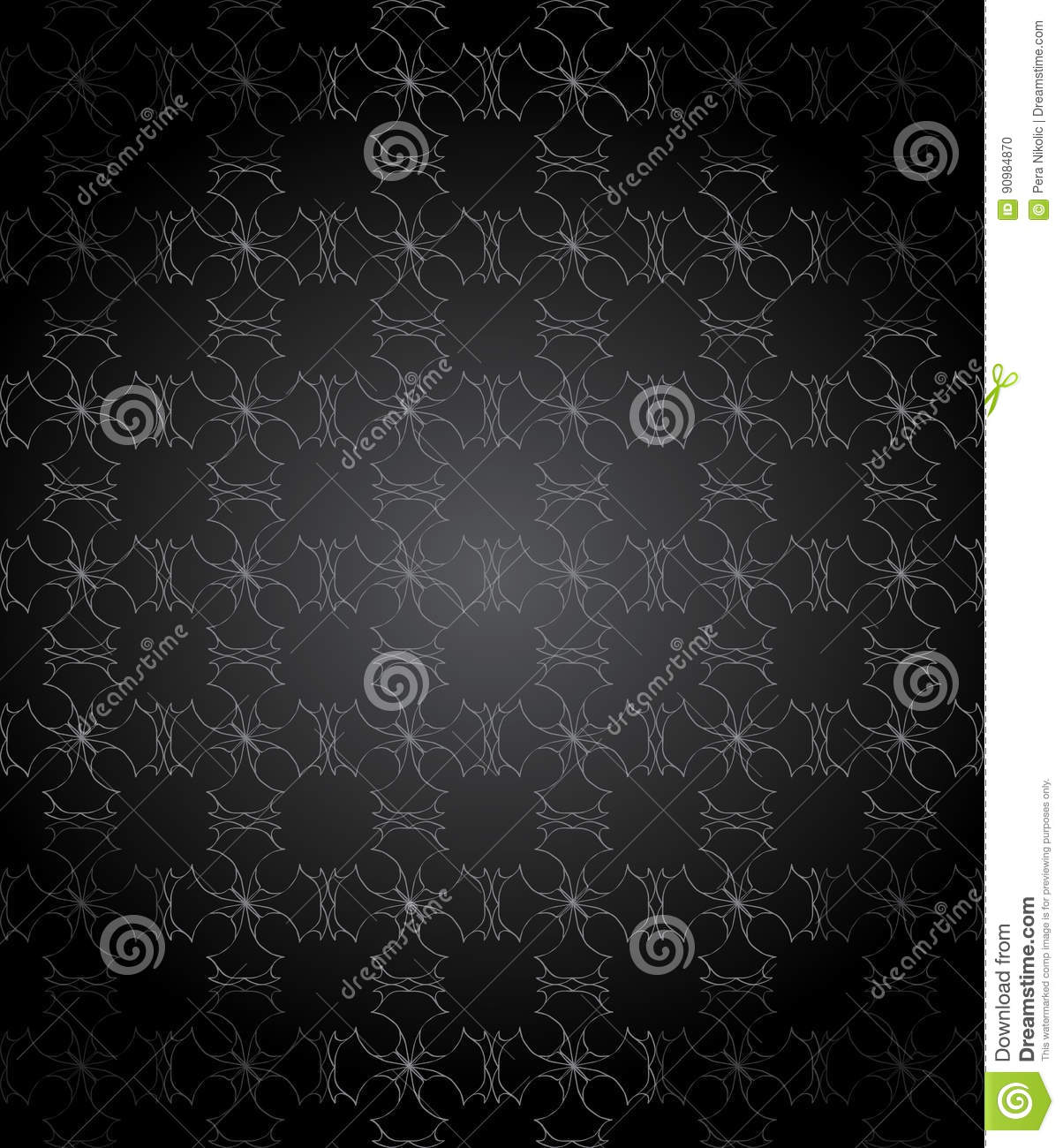 Download Seamlessly Wallpaper With Dark Color Tones Stock Vector Illustration Of Paint Modern