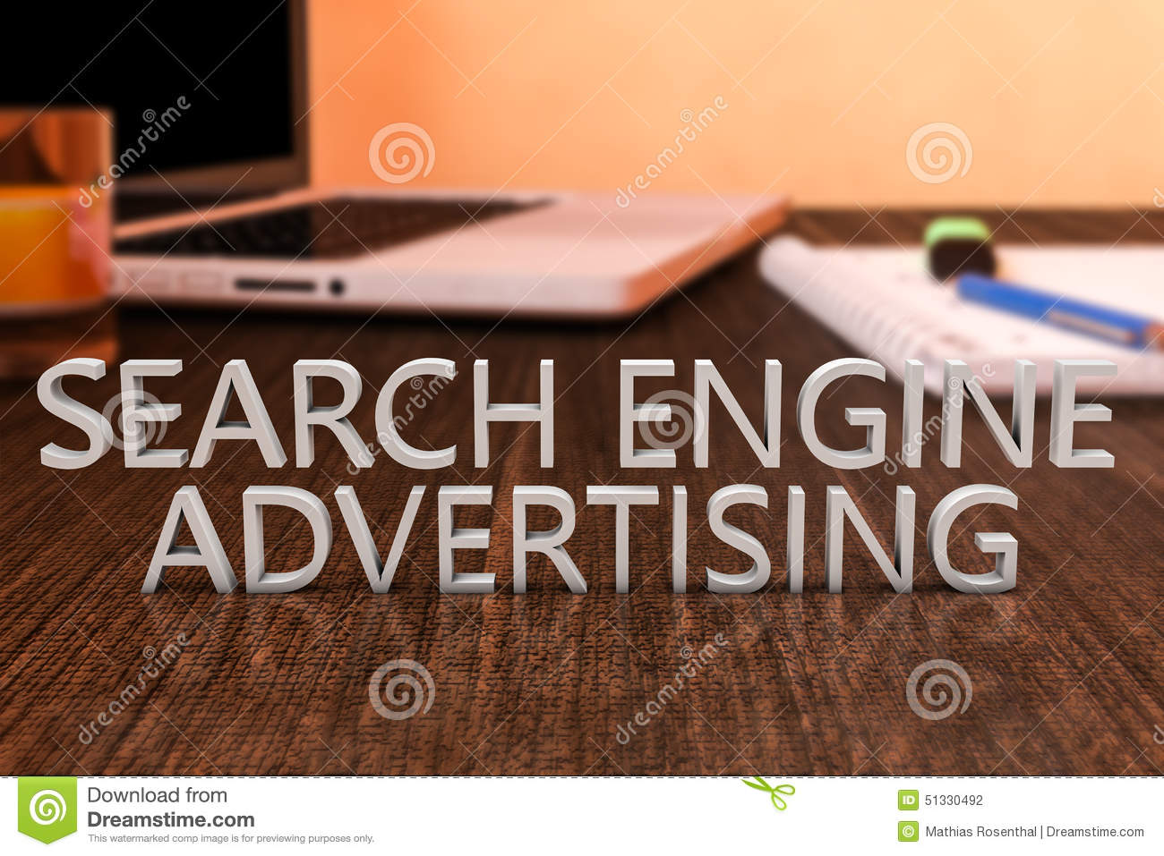 how to use search engine for advertising