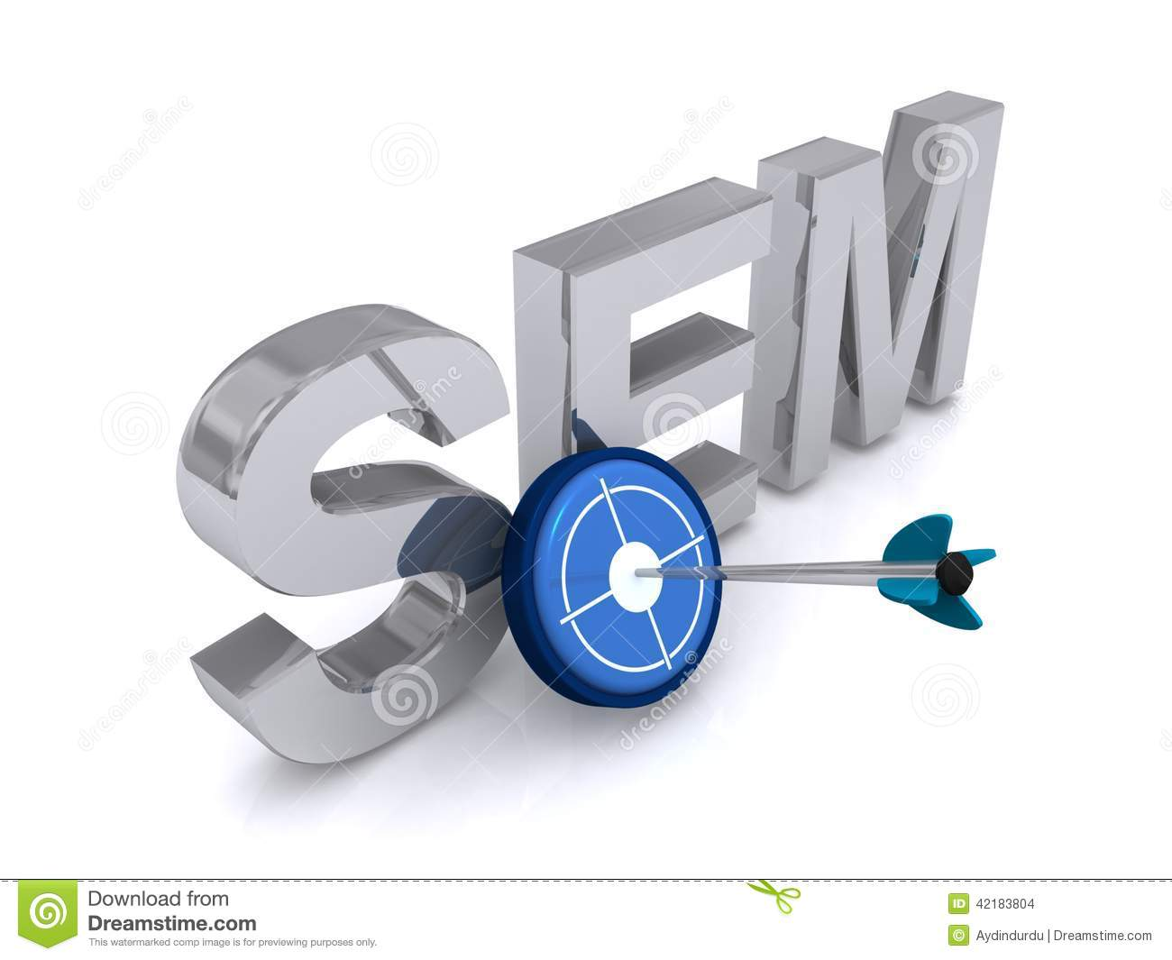 Search engine marketing stock illustration image 42183804 for 3d search engine