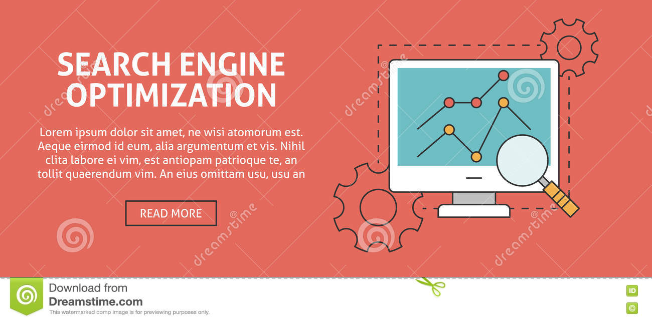 Search engine optimization concept - Download Free Vector ...
