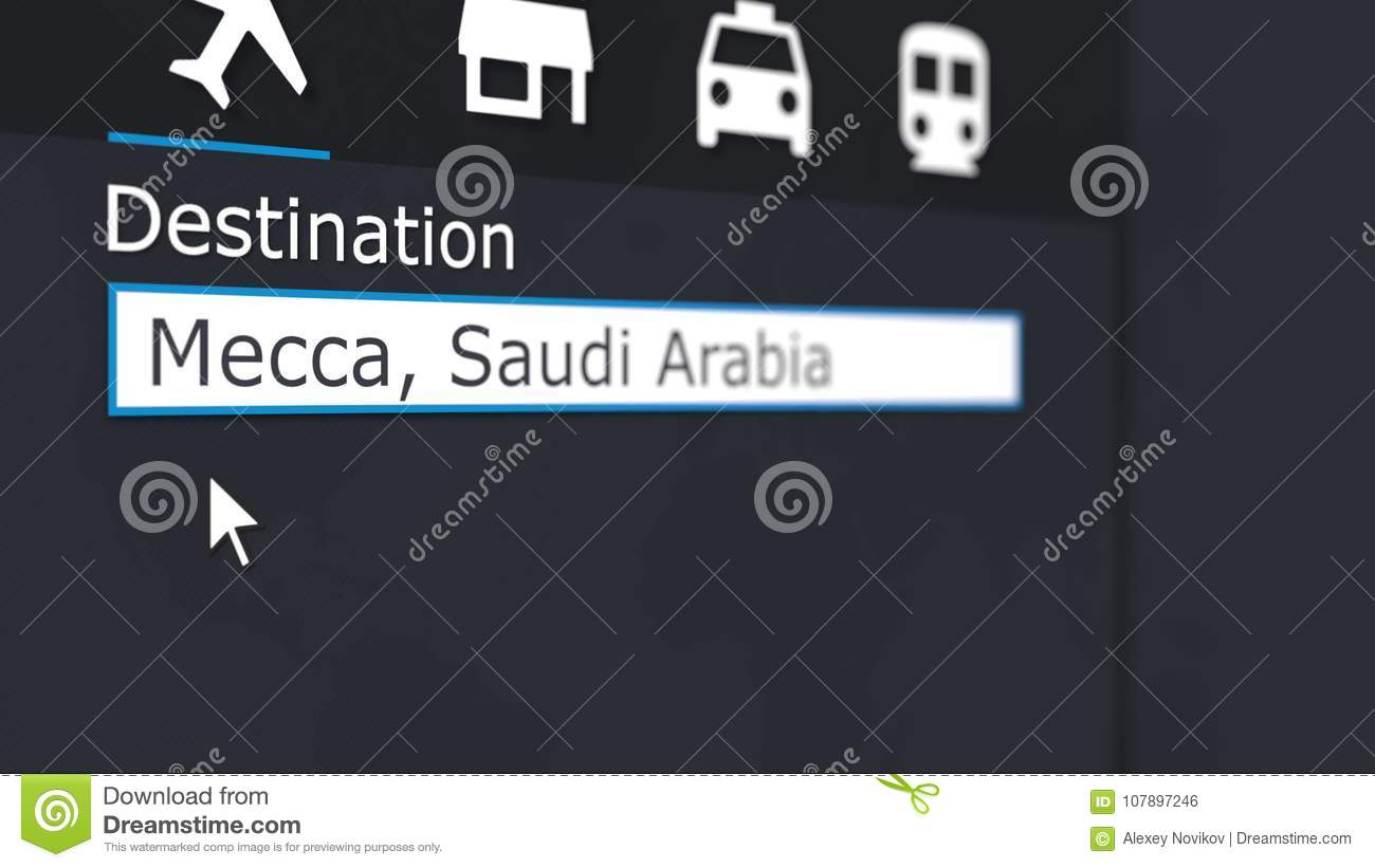 Buying Airplane Ticket To Mecca Online  Travelling To Saudi Arabia