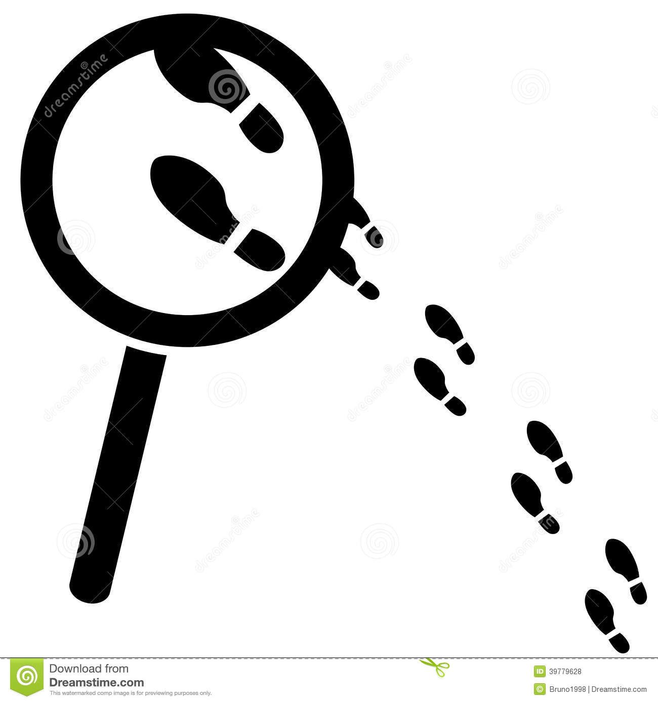 searching for clues stock vector illustration of suspect 39779628 vector png magnifying glass free vector magnifying glass icon