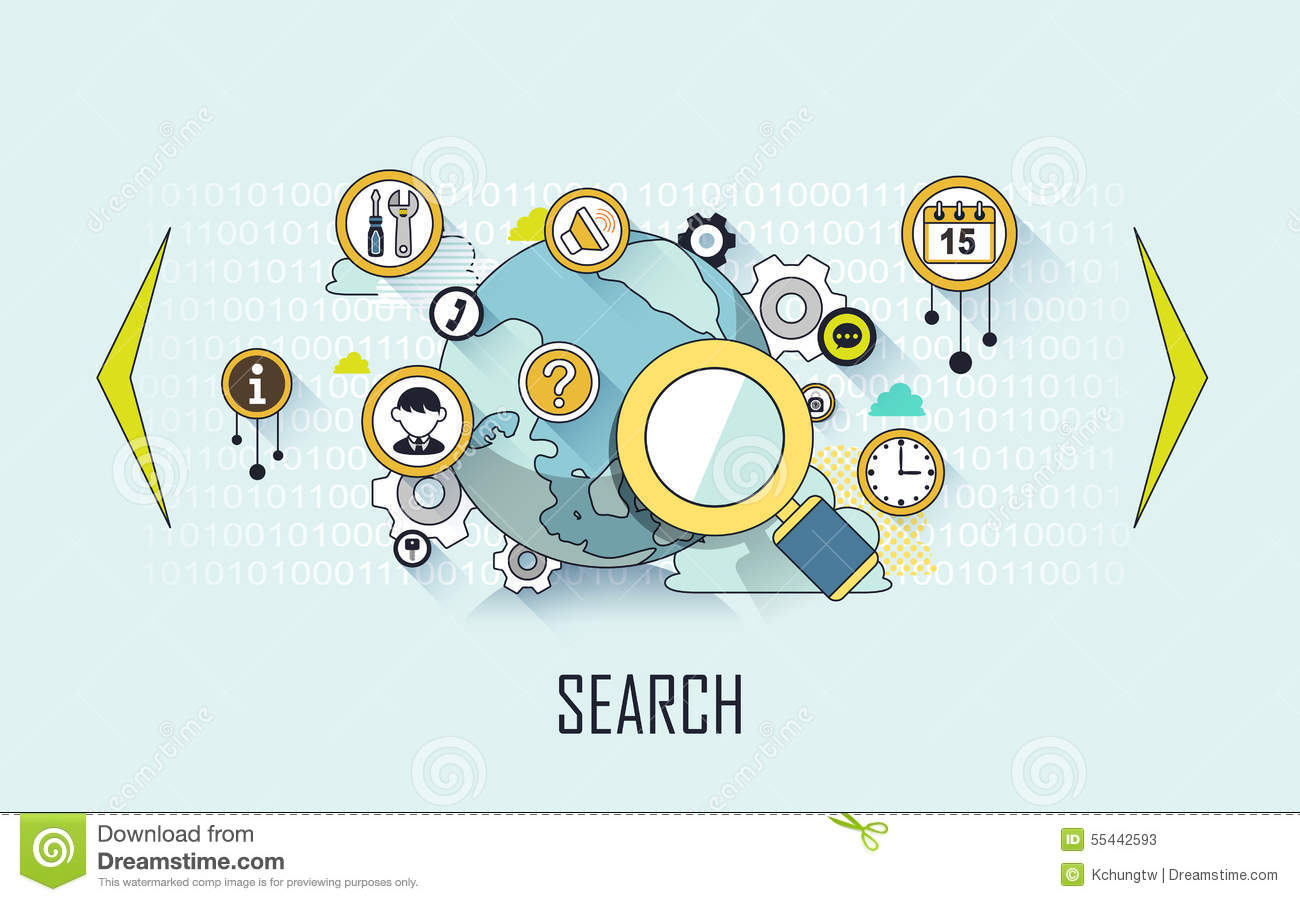 Searching concept