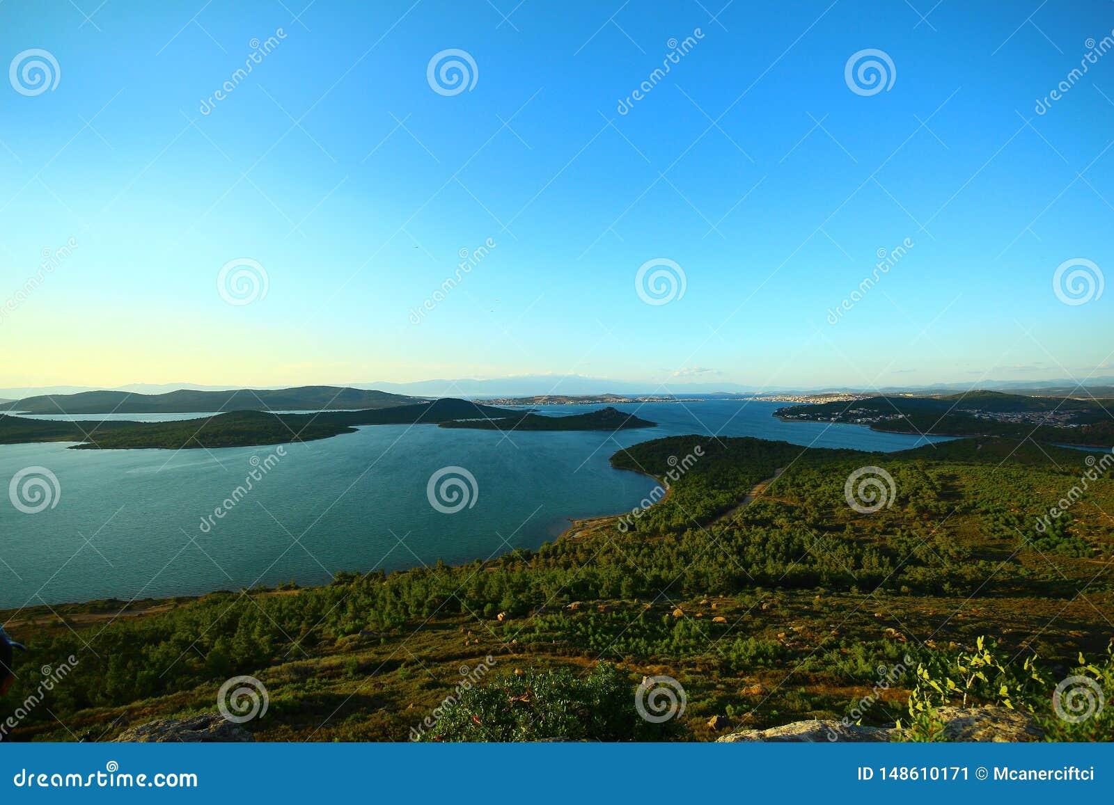 Seascape и острова r
