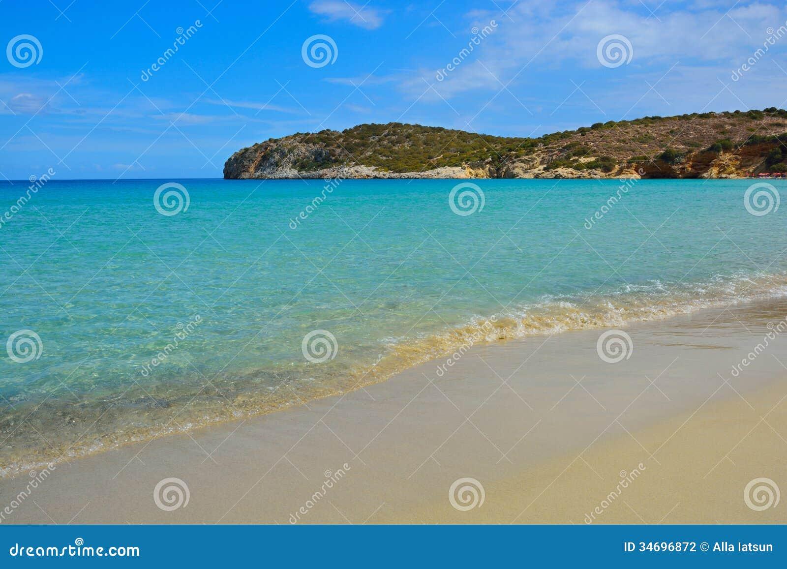 Seascape, Крит