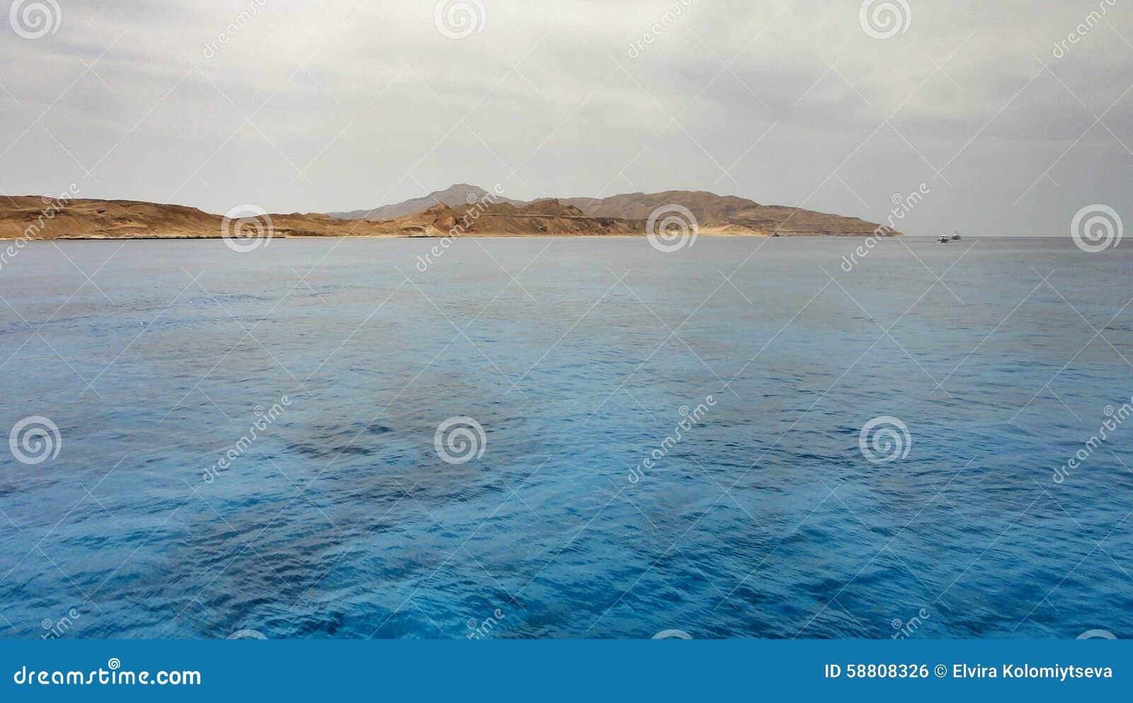 Seascape And Amazing Blue Water Stock Photo - Image: 58808326 - photo#47