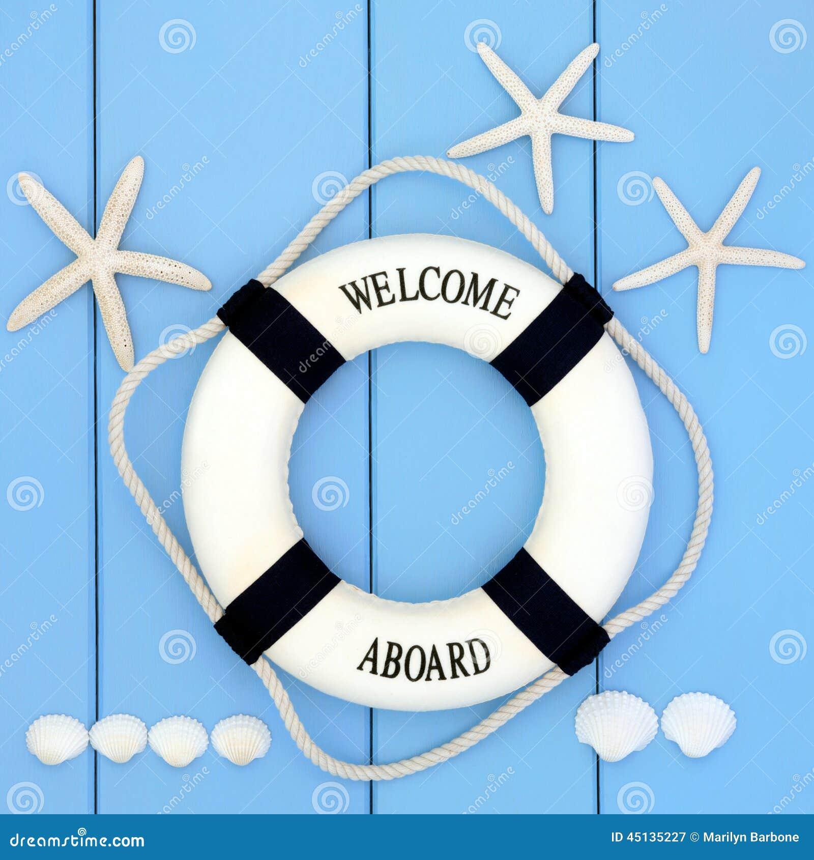 Seaside Lifebuoy