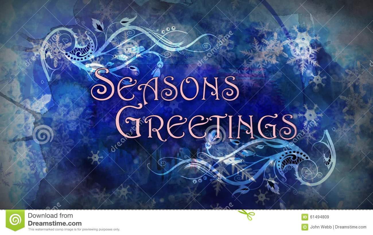 Seasons greetings filigrees stock video video of message merry seasons greetings filigrees stock video video of message merry 61494809 kristyandbryce Image collections