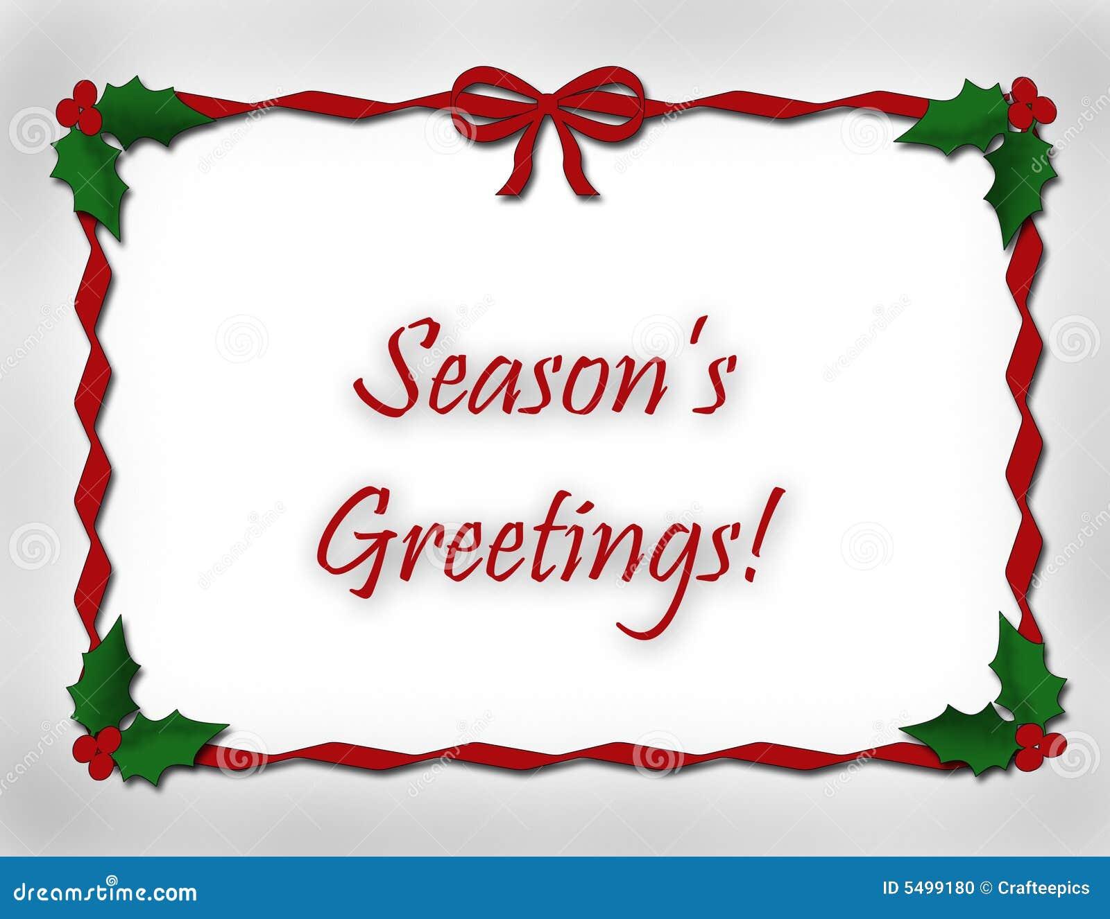 Season S Greetings Cards Zrom