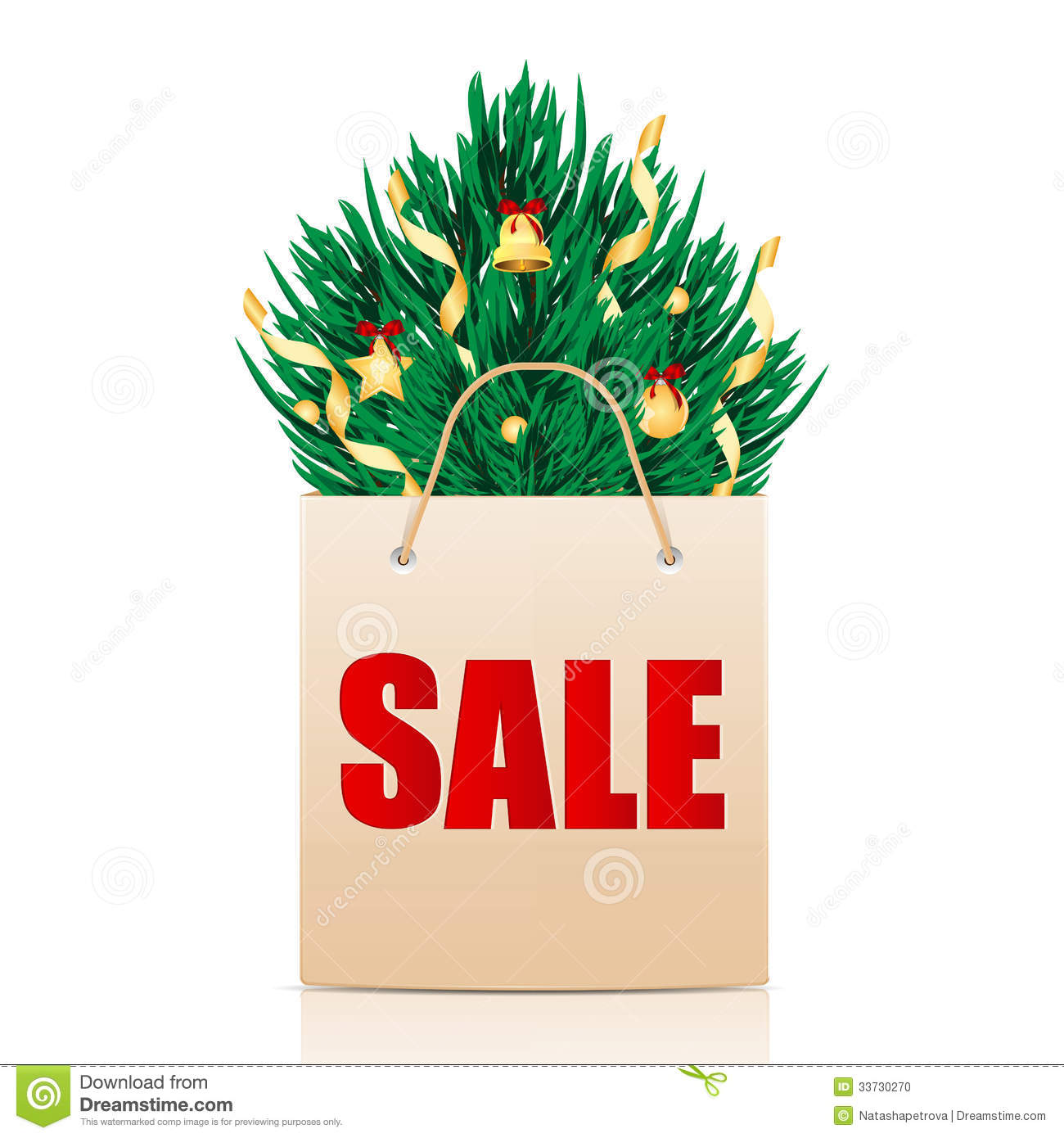 Seasonal christmas sale stock photo image 33730270 for Christmas sale items