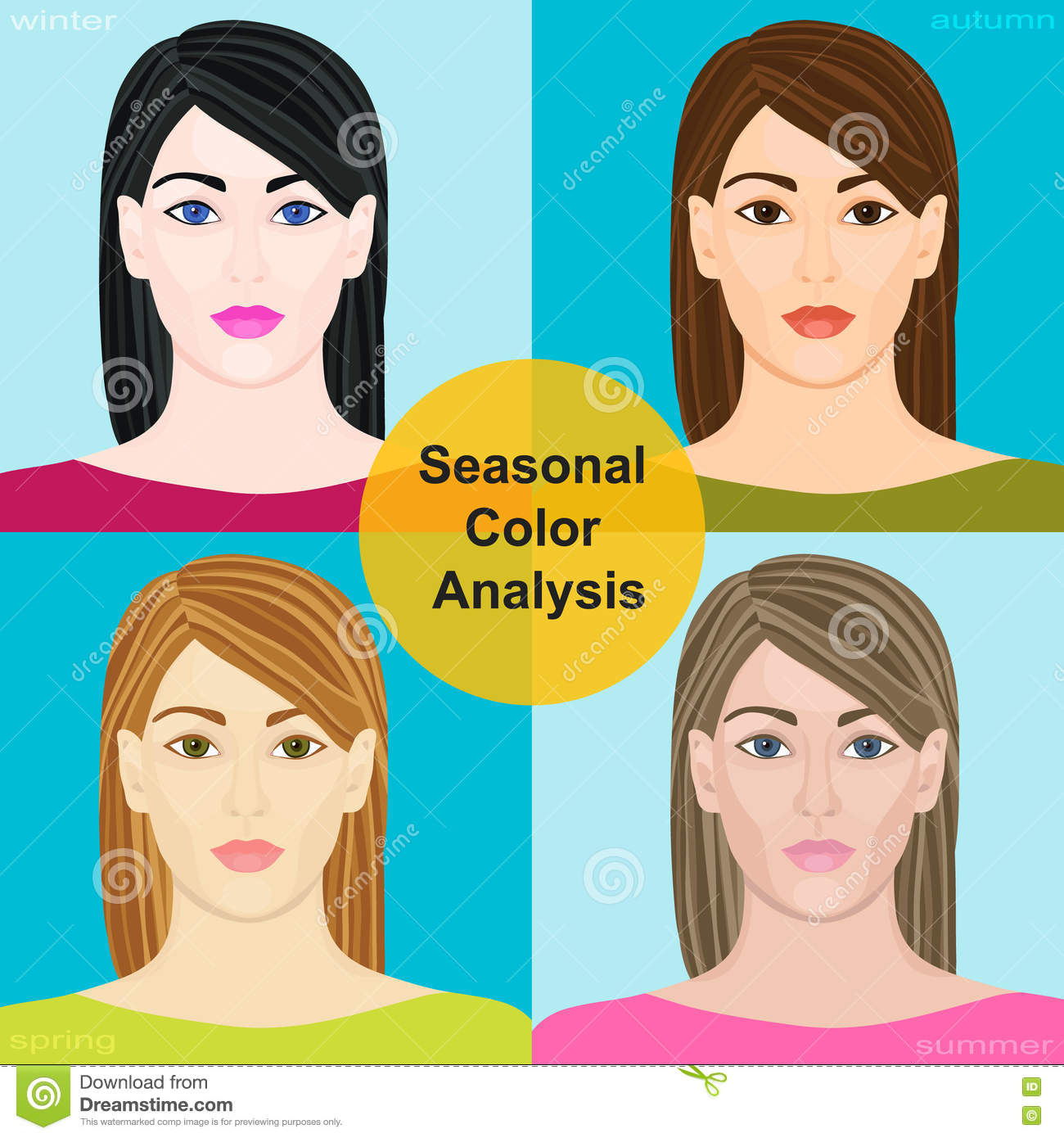 an analysis of the greatest season in summer Amazoncom: color me a season: a complete guide to finding your best colors   color revival: understanding the 12 season color analysis system  be one) ,and also according to msjackson, i have spring eyes,and summer hair,(and.