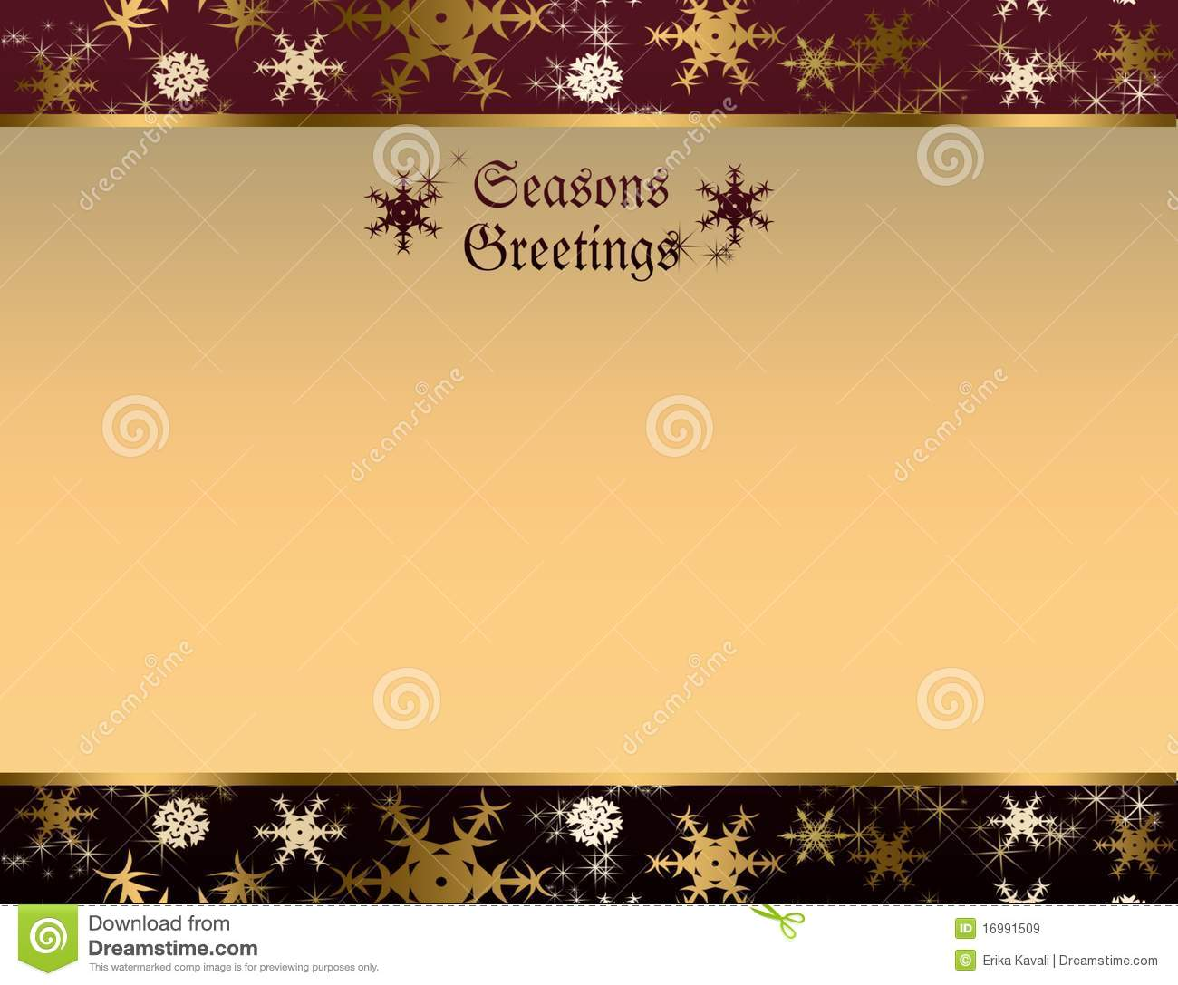 Seasons greetings background stock illustration illustration of seasons greetings background kristyandbryce Gallery