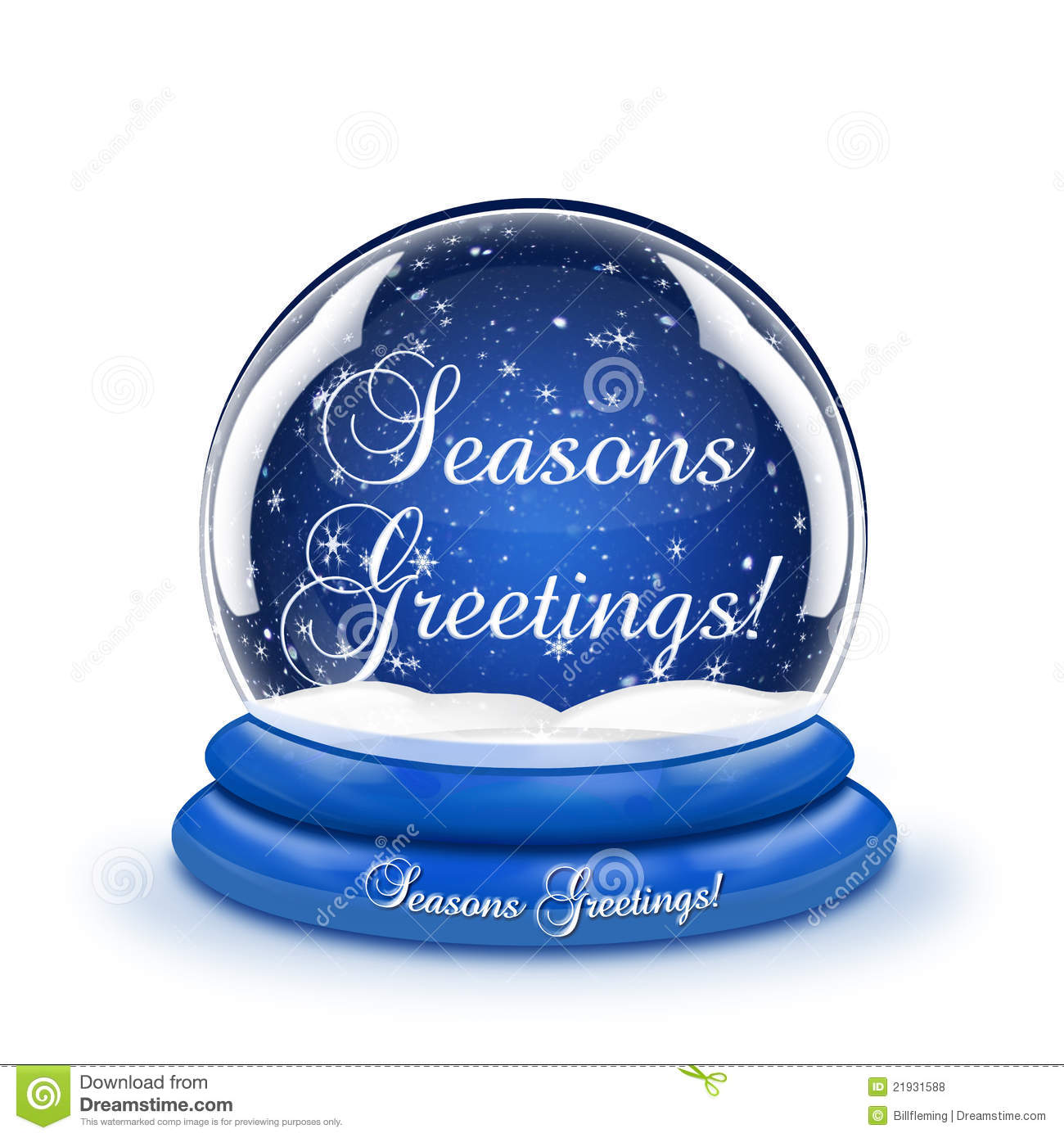 Seasons greetings snow globe stock illustration illustration of seasons greetings snow globe kristyandbryce Image collections