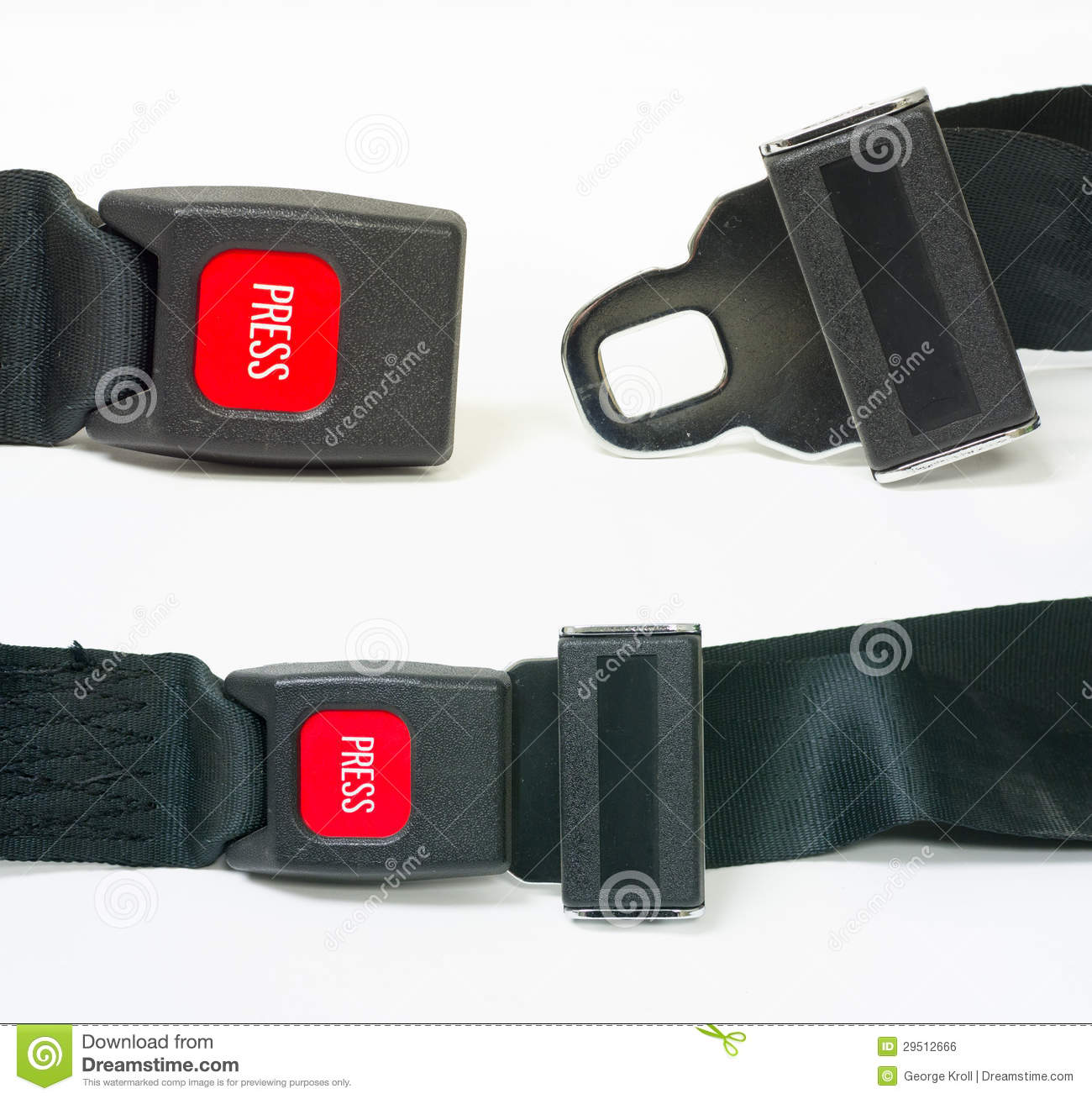 Fastening Seat Belts: The 3 Seconds That Save Lives