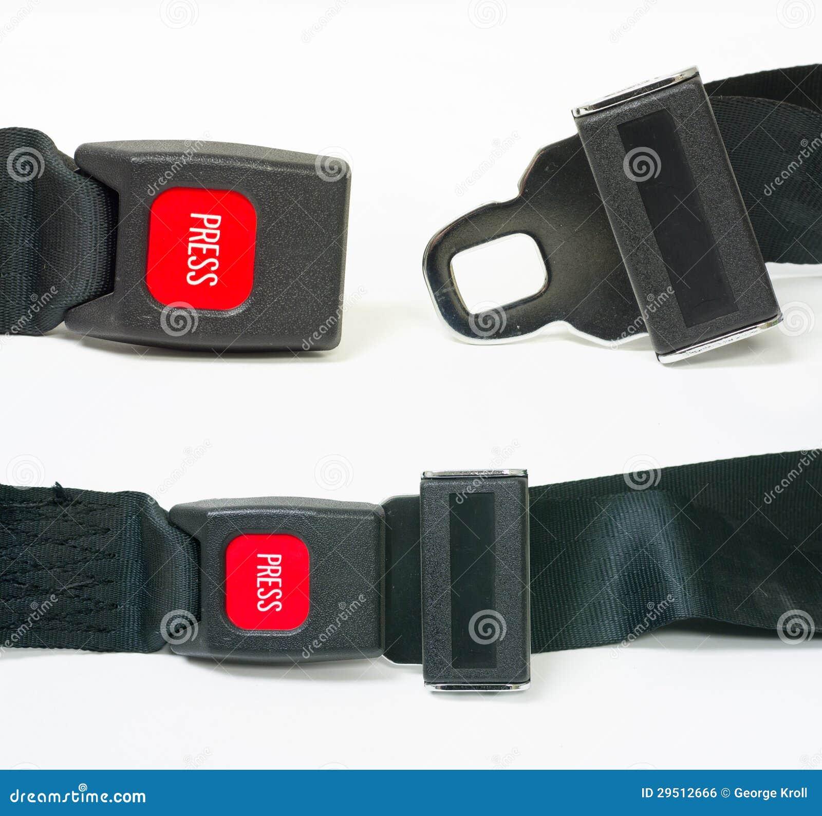 how to clean seat belt sensor
