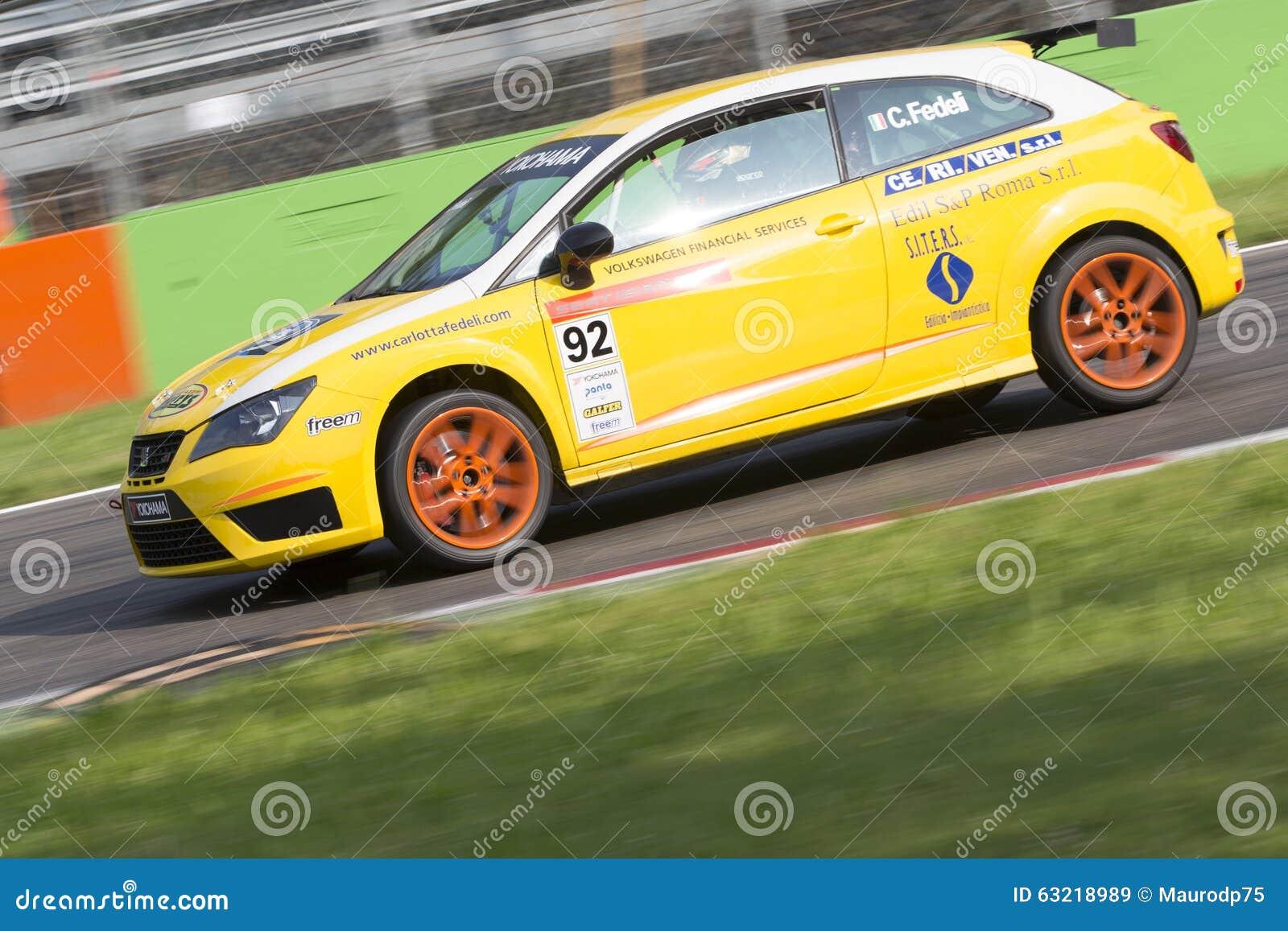 Circuit Monza Italia : Monza italy may porsche gt cup of lem racing