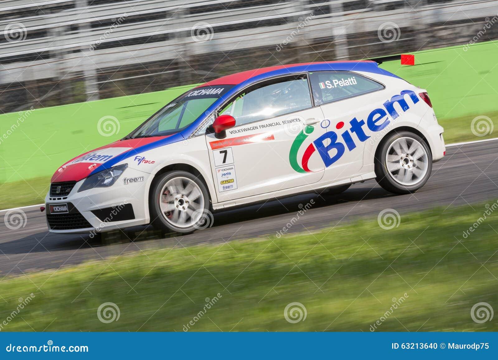 Circuit Monza Italia : Monza italy may seat ibizia u girasole team driven