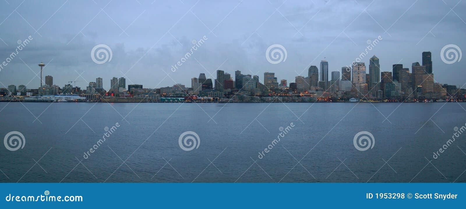 Seattle Coastline