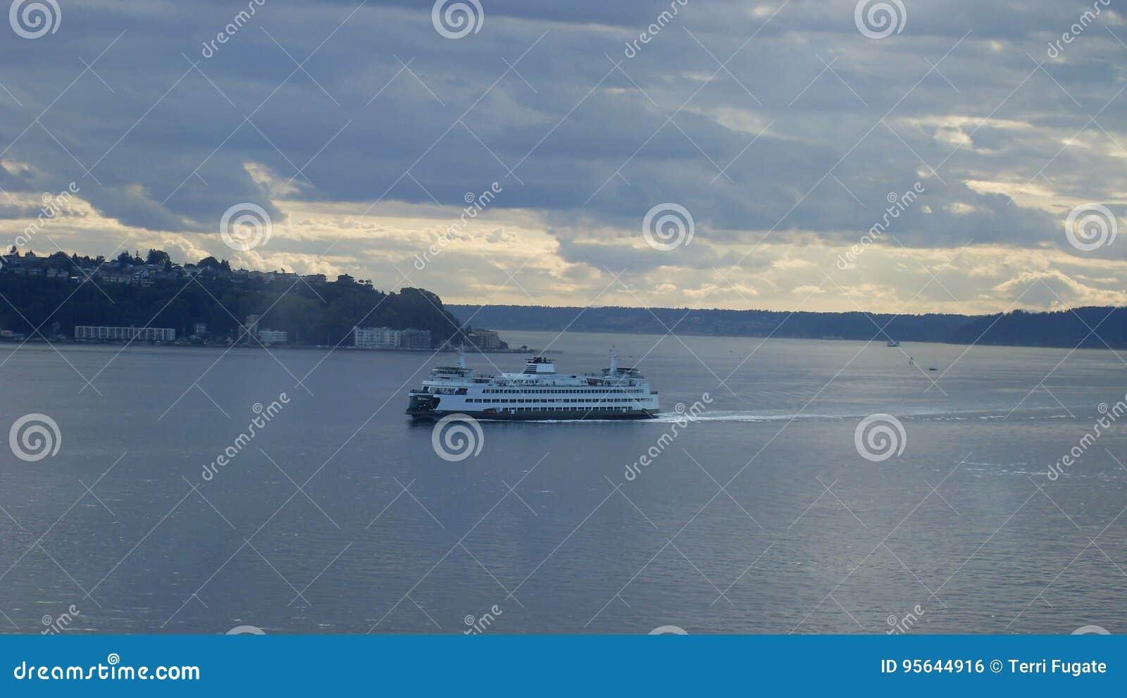 Seattle Elliott Bay
