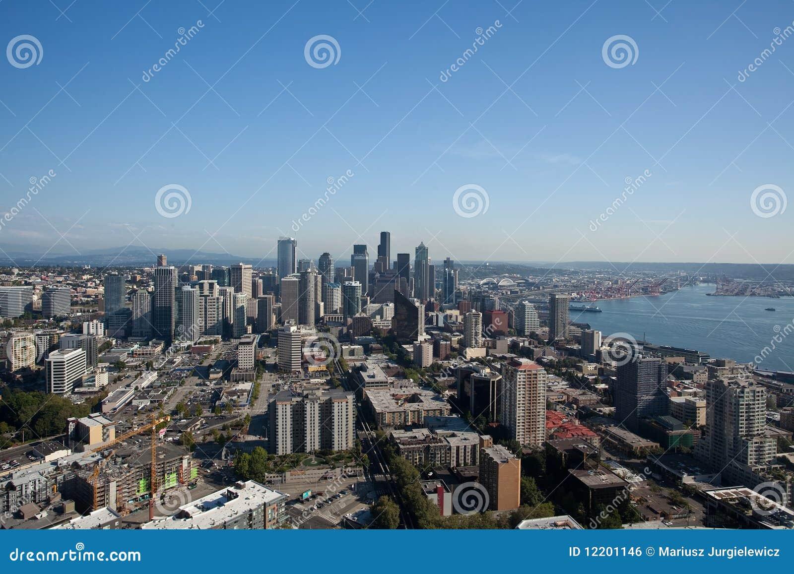 Seattle-Mitte