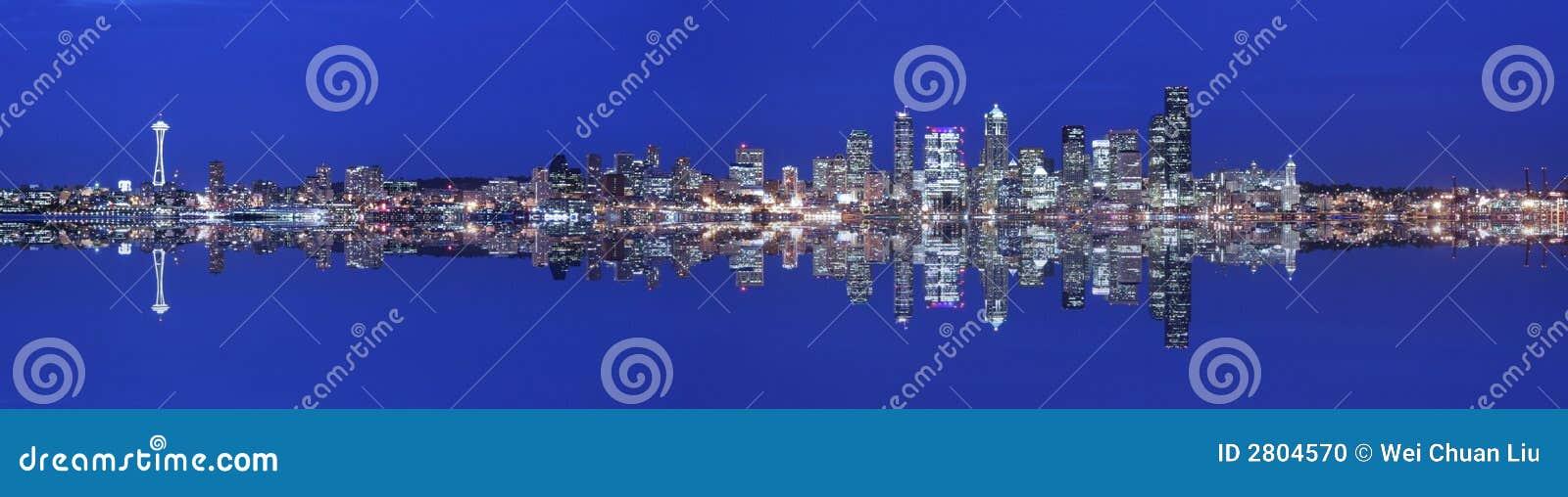 Seattle panoramique