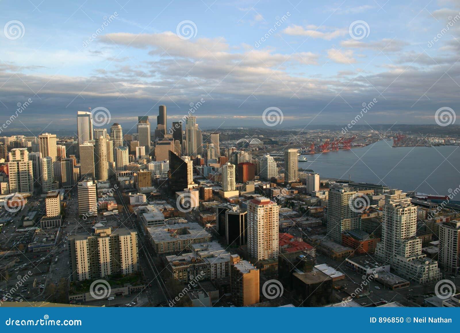Seattle słońca