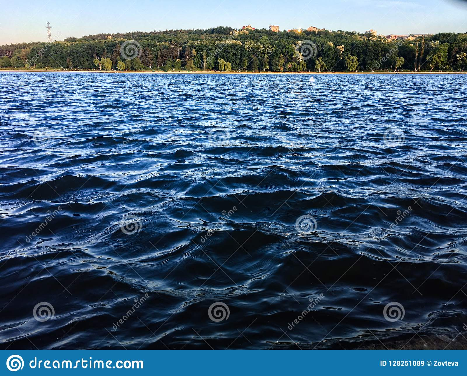 Seawater macha tło