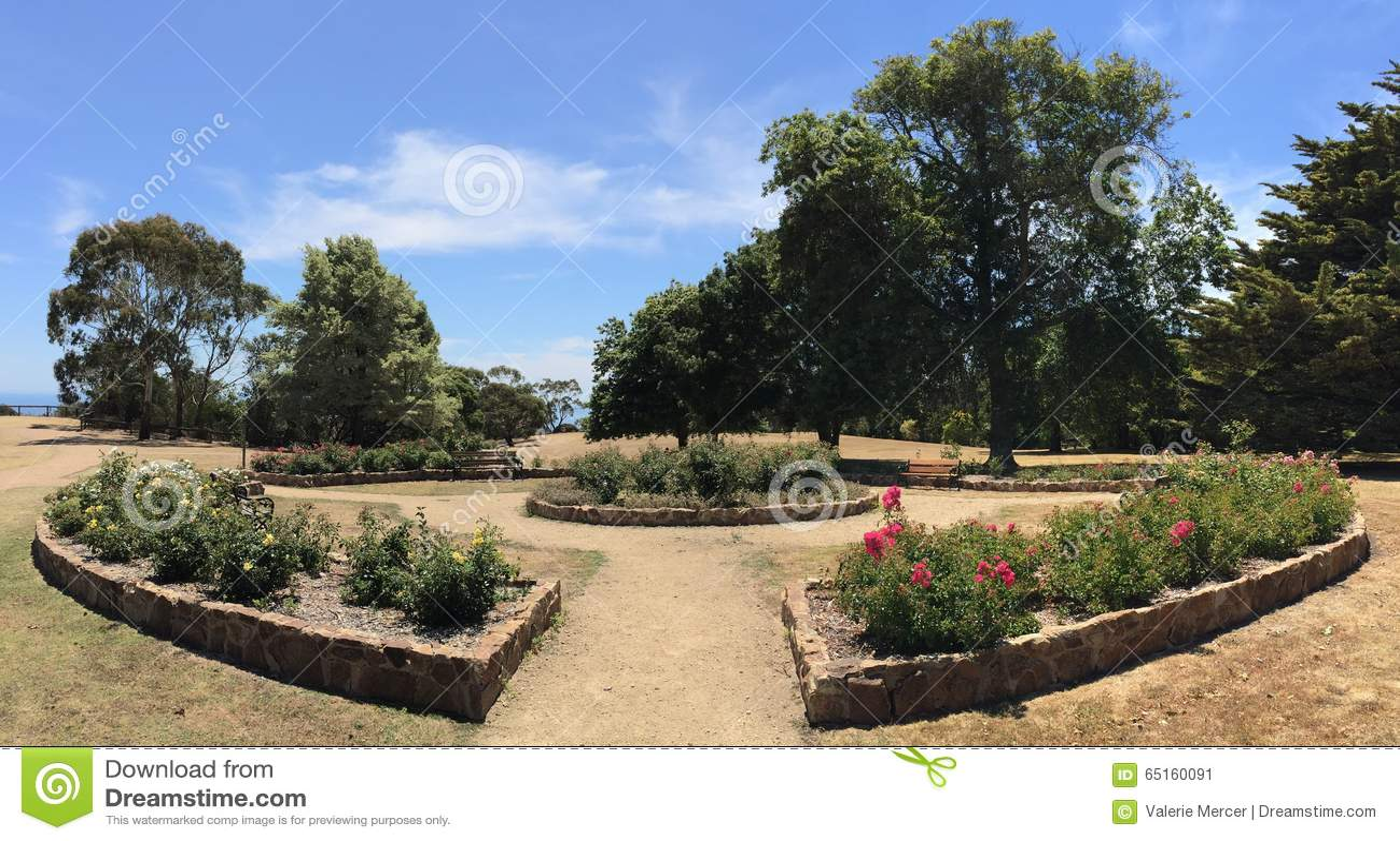 Seawinds庭院