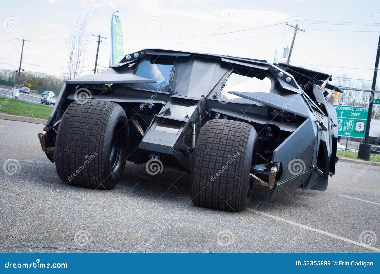 Secadora de roupa de Batmobile