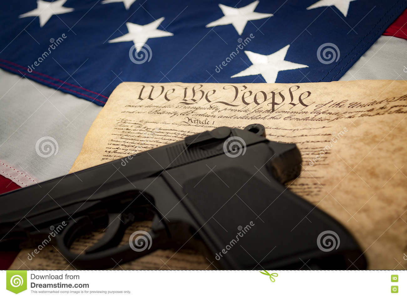 an overview of the right to bear arms in the united states of america Cruikshank, us government study guide united states  any individual right to bear arms  states by the time the united states supreme court again.