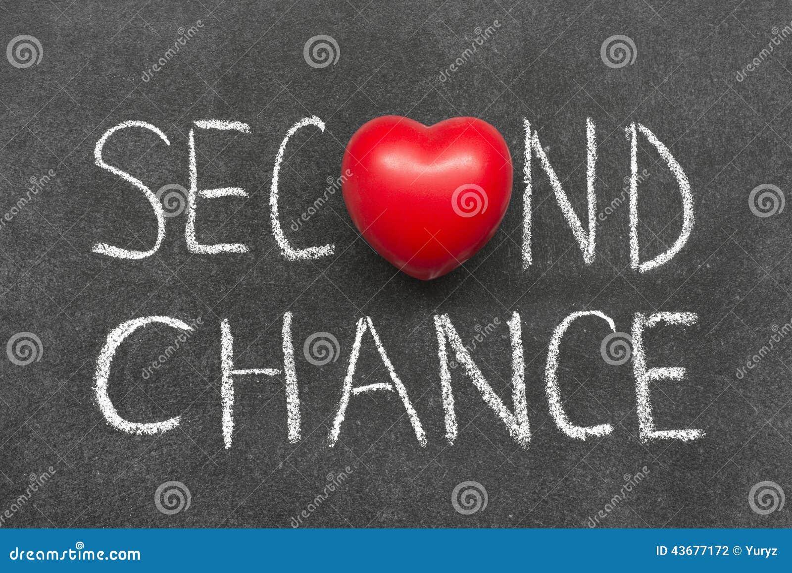 Second Chance Symbol