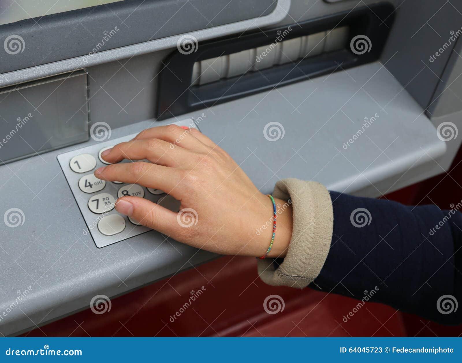 atm keypad codes