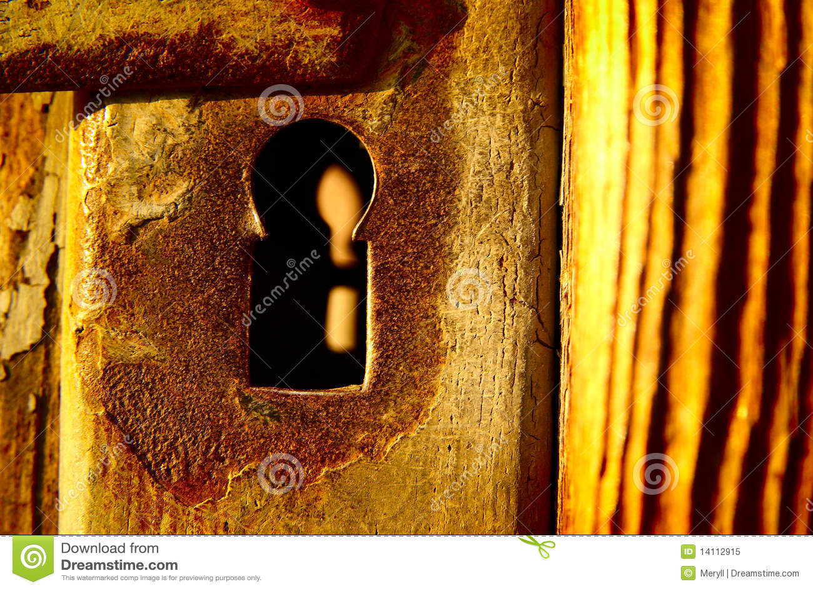 Secret Door Mystery Royalty Free Stock Photo Image 14112915