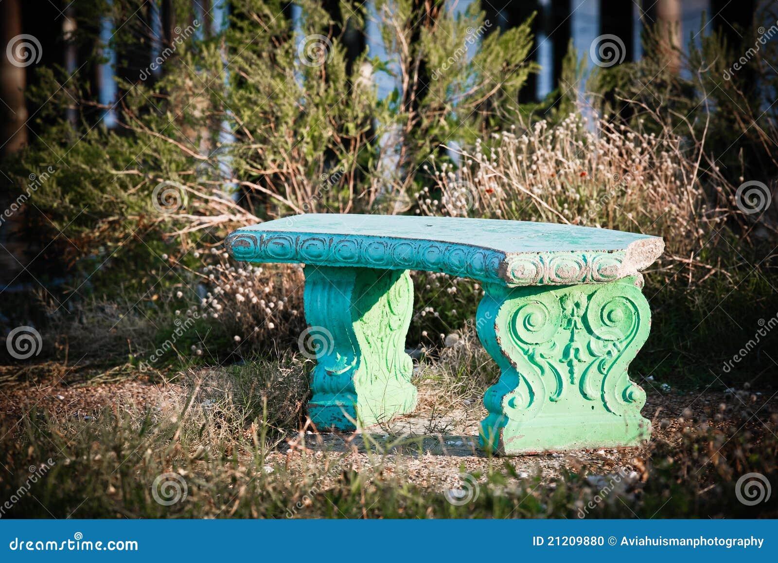 Tremendous Secret Lovers Garden Bench Stock Photo Image Of Lovers Evergreenethics Interior Chair Design Evergreenethicsorg