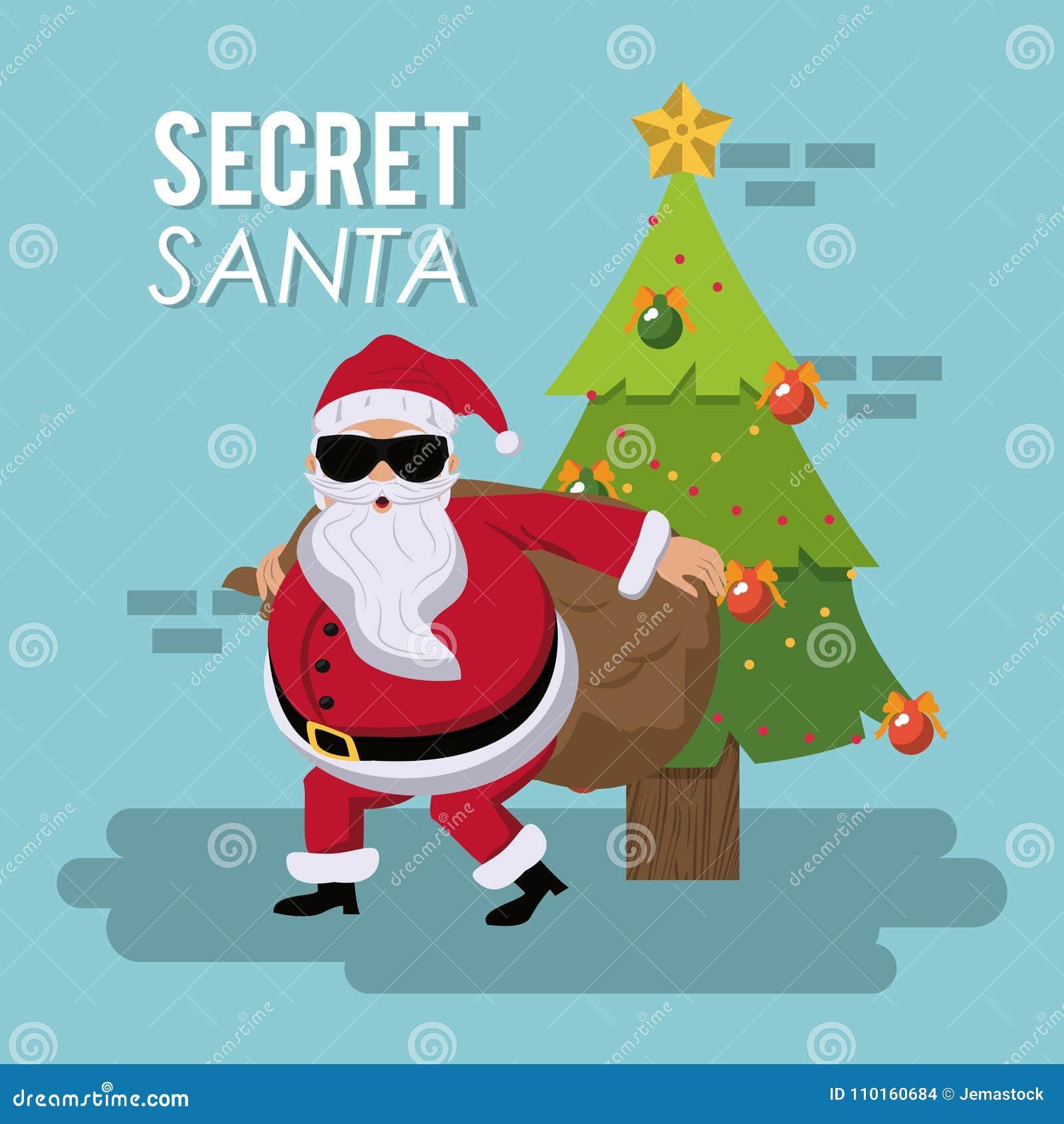 Secret santa cartoon stock vector illustration of greeting 110160684 download secret santa cartoon stock vector illustration of greeting 110160684 m4hsunfo