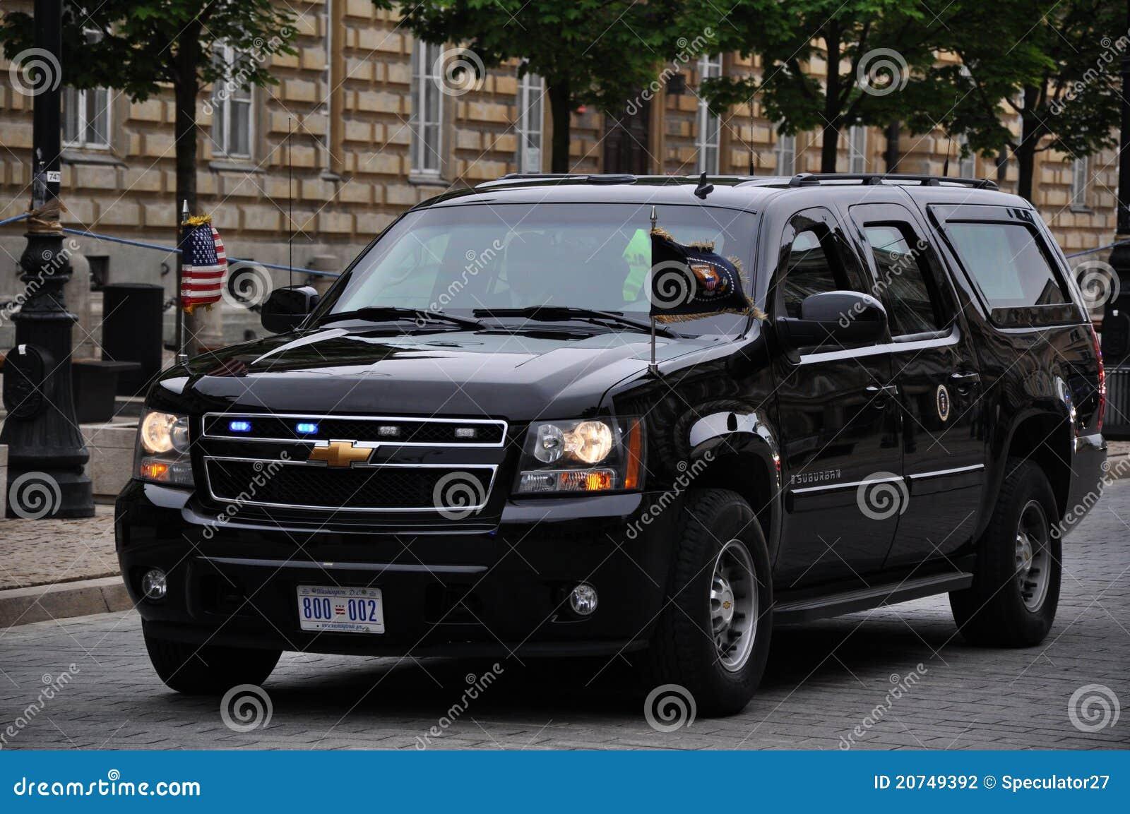 Road secret service agent