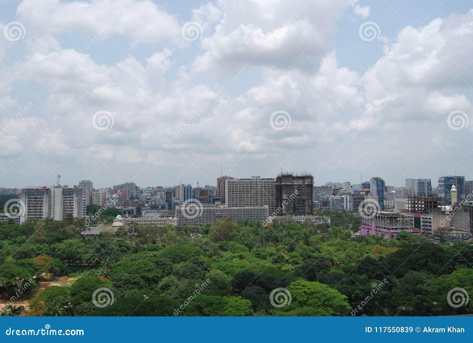 SECRETARIAAT VAN DHAKA-STAD BANGLADESH